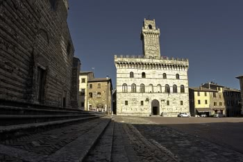 Montepulciano Town Hall Palazzo Comunale