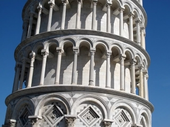 leaning tower pisa tuscany italy
