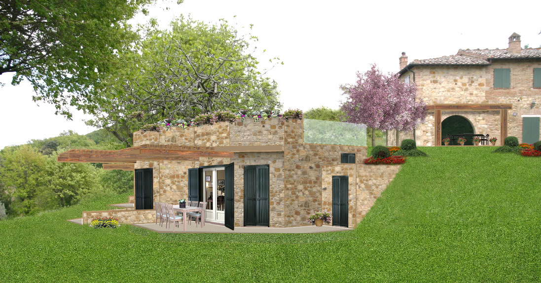 fonte martino guest house concept