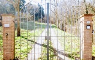 Fonte Martino Front Gate