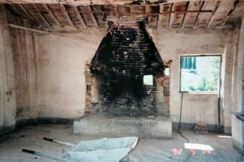 Dining Room Renovation 1992