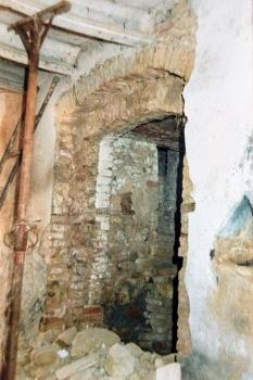Arched Door Renovation 1992