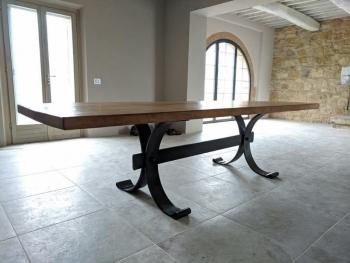 Fonte Martino breakfast table