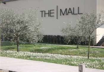 The Mall Luxury Outlets Florence Italy