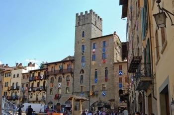 arezzo tuscany italy
