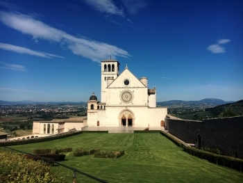 assisi umbria st frances