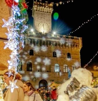 christmas montepulciano