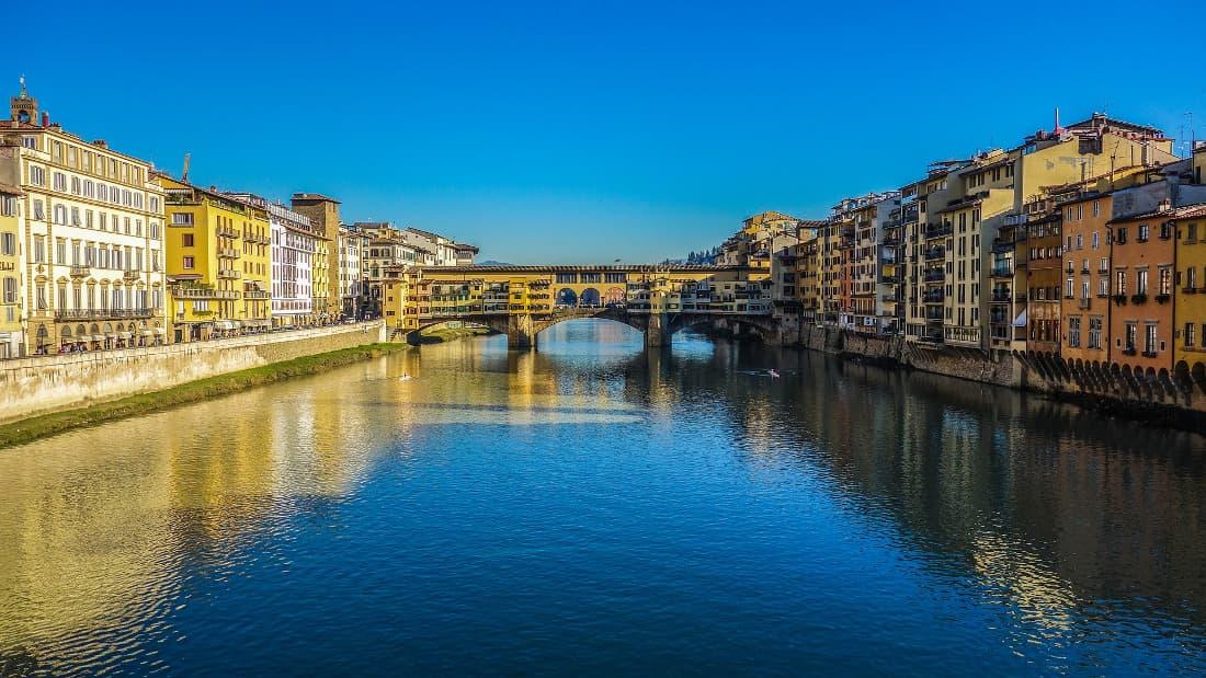florence italy ponte vecchio destination