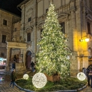 Christmas Village in Montepulciano Tree 2018.jpg