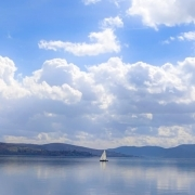 Lake Trasimeno Umbria Italy