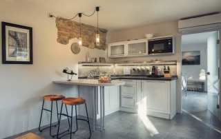 Montepulciano Suite Kitchen