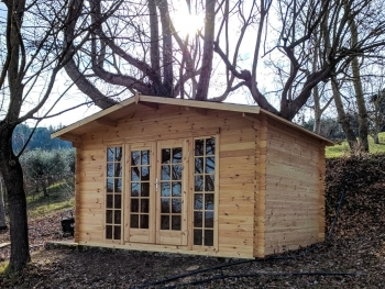Fonte Martino Garden Shed...the Little Wooden House