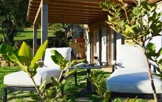 Relax in the Fonte Martino Gardens