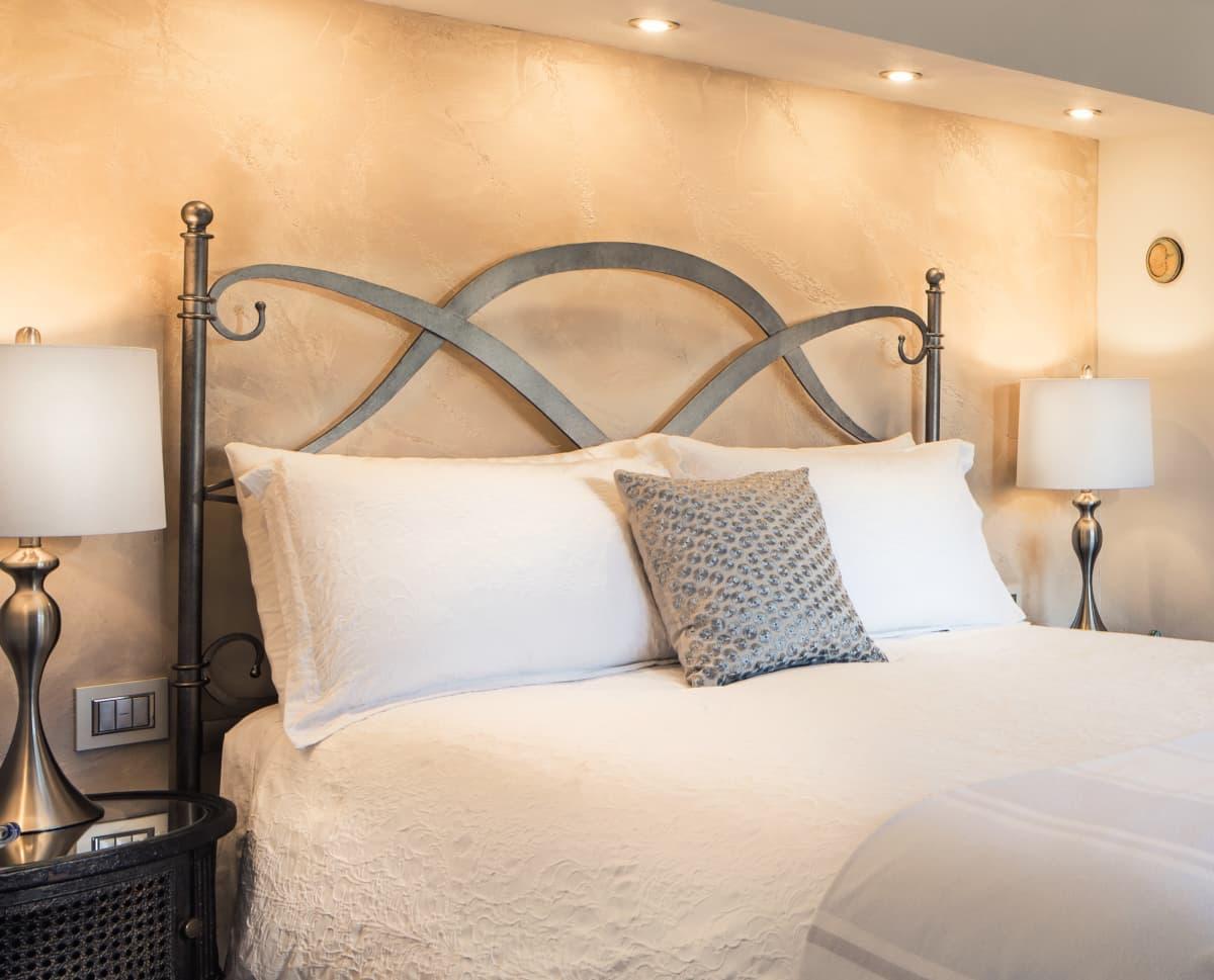 Fonte Martino gastensuite slaapkamer