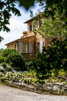 About Fonte Martino Bed and Breakfast Montepulciano