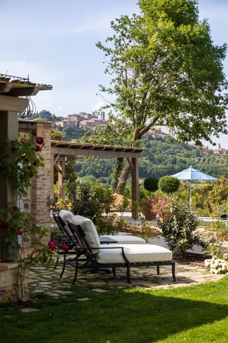 Luxury Bed and Breakfast Outdoor relaxation