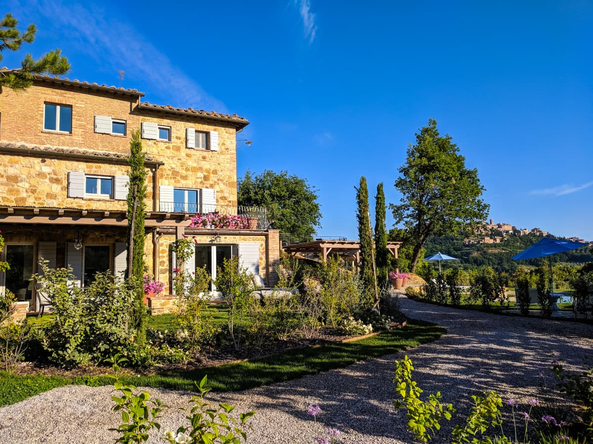 Fonte Martino Bed and Breakfast Montepulciano