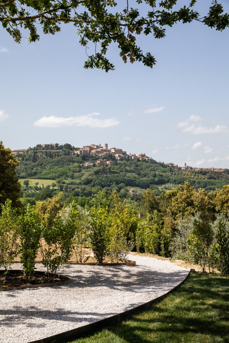 Fonte Martino Walking Path
