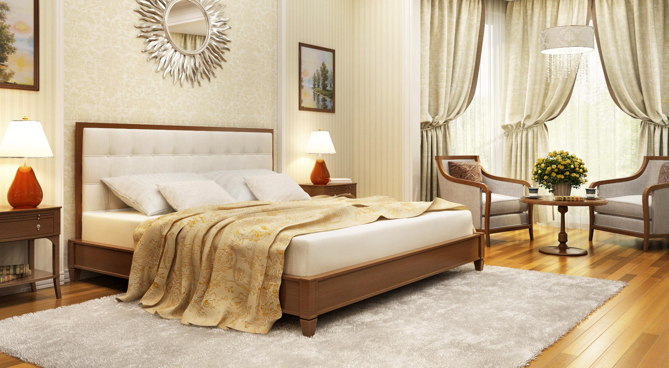 1538 A Luxurious Bed and Breakfast in Montepulciano, Italy...
