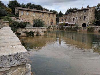 Bagno Vignoni Day Trip - Spas and Natural Thermal Springs