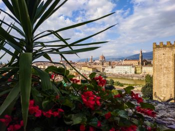 Florence – A Modern City built from a Medieval Masterpiece Day Trip