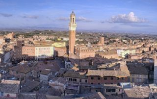 Siena With its grand piazza and stunning cathedral day trip