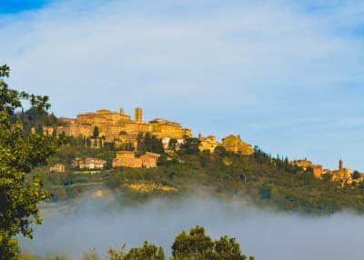 Panoramic view of Montepulciano Travel Guide
