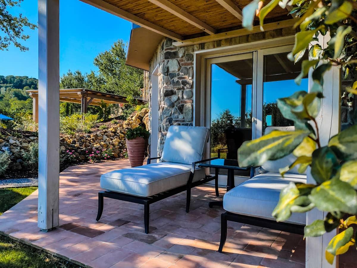 cortona-suite-hotel-privé-terras-in-tuinen