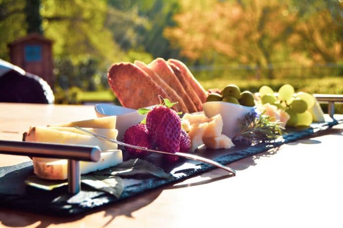 Our enhancement amenities enjoy the perfect beginning pienza cheese sampling